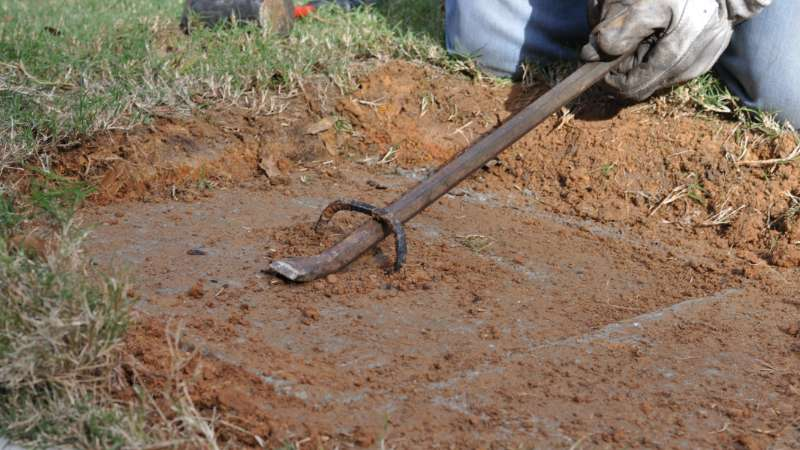 septic tank filter inspection